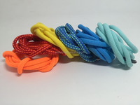metal tips sport shoelace