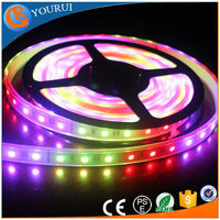 Good price 5630 led strip rgb low voltage 12V non waterproof IP20 IP44 5m 3528 led flexible strip light 5050 for home decoration