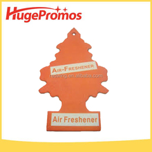 Promotional Shaped Printed Air Freshener for Car