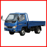 T-king brand 1 ton rhd diesel engine mini trucks for sale