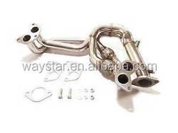 stianless steel exhaust header for toyota gt86 racing