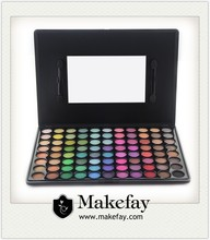 2015 Fashionable top brand high quality oem eyeshdow for lady