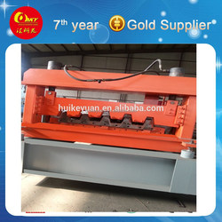 Galvanized Roofing Roll Forming Machine zinc roof tile making machine