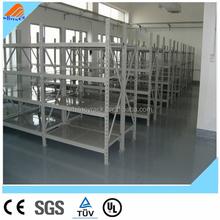 china longspan medium duty industrial expanded metal shelf