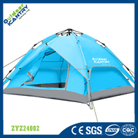Custom Dome Auto Easy Folding Camping Tent ZYZ24002