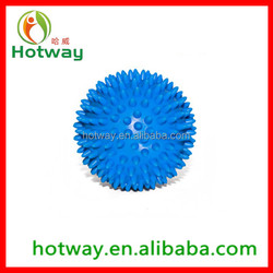 Eco PVC Hard Massage Ball Massage Stress Relief Point Sport Pain Relief Hand Body Physical Massage Ball
