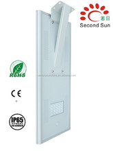18W Solar Street Lamp With Bridgelux LED Chip street led lights solar street light all in one