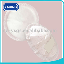 disposable absorbent breast pad