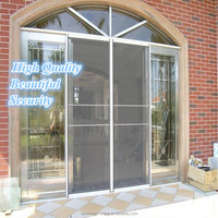 Stainless Steel Security Screen, Stainless Steel Mosquito Net, Stainless Steel Insect Screen In Steel Wire Mesh