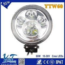 High Performance LED Driving Lamp motorcycle head light Automobile parts Led Work Light