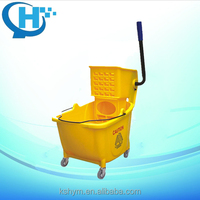 hot sale metal mop bucket wringer