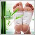 ingrediente original del pie del detox parche fabricante en china