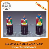 0.6/1kv Cu/XLPE/PVC 4Cx240+120 sqmm 3Cx95+50 sqmm 4Cx25+16 sqmm 4Cx16+10 sqmm 4Cx10+10 sqmm 2Cx10+6 sqmm Power Cable