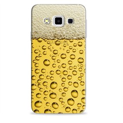 BUStyle for Samsung galaxy A3 A5 A7 case beer coke pattern 3D embossing