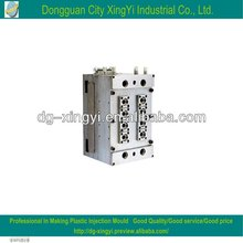 plastic injection mould Pipe Fitting Mould,Plastic Injection Mould Design and Processing Services,High precise hot runner plast