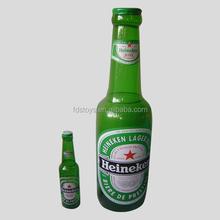 Custom Inflatable brand beer bottles for advertising