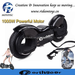 Yongkang Mototec Forthgoer New Invention fiberglass skateboard for sale 36v1000w
