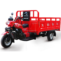 Made in Chongqing 200CC 175cc motorcycle truck 3-wheel tricycle 150cc triporteur for cargo