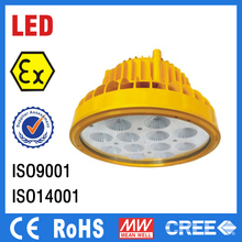 ATEX CE ROHS approved IP66 Explosion Proof LED Flood Lamp for Gas station Explosion Proof LED Flood Light