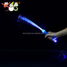China manufacture First Choice light up fiber optic wands