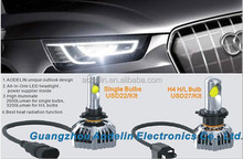 H4 Hi/Low beam led headlight lighting system h4 h7 h11 9005 9006 30w led auto lamp led headlight car led headlight H4