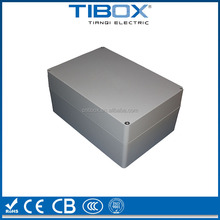 TIBOX 222*145*80mm aluminum project box ip67 waterproof electrical junction box