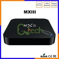 On line Wholesale Amlogic S802 Quad Core mx3 android 4.4 xbmc Kodi MXIII 2G RAM 8G ROM MX3 android tv box