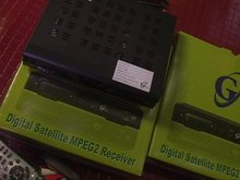 GSAT SATellite receiver