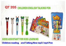 New High Quality Shenzhen Customized Talking Pen English translator kid's talking pen OEM/ODM available