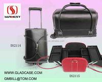 Fashion Nylon trolley makeup bag DS2114
