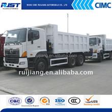 Good quality HINO dump truck
