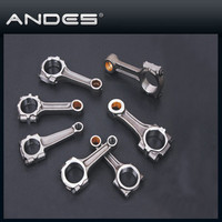 40CR Forged connecting rod ME012265 for mitsubishi 6D31