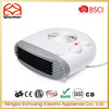 round electric heater with thermostat control and high quality shaded pole motor inside