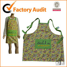 South Korean Style Cotton Aprons Kitchen