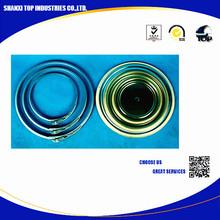 China de los Aliexpress caliente venta de acero inoxidable tapas tambor anillo de cierre