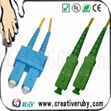 SC/UPC-SC/UPC Optical Fiber Patch Cord