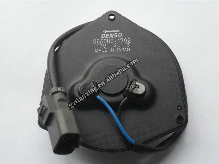 mejor precio auto denso pto engine radiador v dc ventilador de