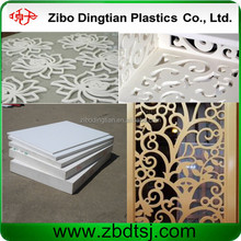 PVC Foam Cutting and Engraving Sheets