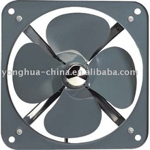 Factory metal exhaust fan/ventilating fan/axial fan 100% copper motor
