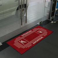 Personalized Custom Die Cut Printed Door Mat for Wholesales