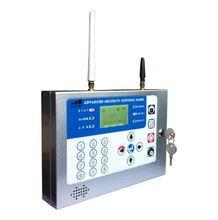 GSM SMS Alarm,CE,Keyboard Setup,LCD,Send alert SMS and call Mobile phone protect your office your home your estate