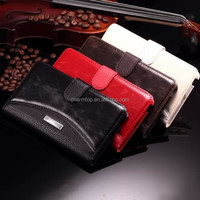 Luxury Leather Wallet Case For Samsung Galaxy Note Edge N9150