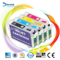 tx121 refill ink cartridge for epson with chip