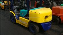 Nuovo design giappone carrello elevatore camion usati dei motori diesel-3 ton