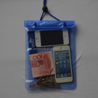 Design professional waterproof case for phone,money and key