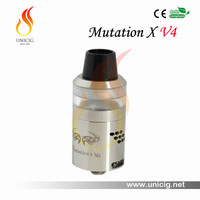 China supplier Indulgence Alibaba express new products Mutation X V4 V3 rda atomizer VS troll bambino royal hunter rda