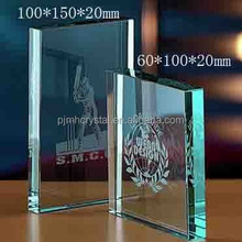 customize jade plaque with 3d laser logo MH-3185