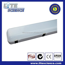 30w led tri proof tube light ip65 easy install non corrosive