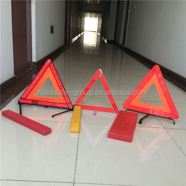 red triangle road traffic signs