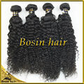 Venta caliente de nueva llegada de extensiones de cabello ondulados jackson